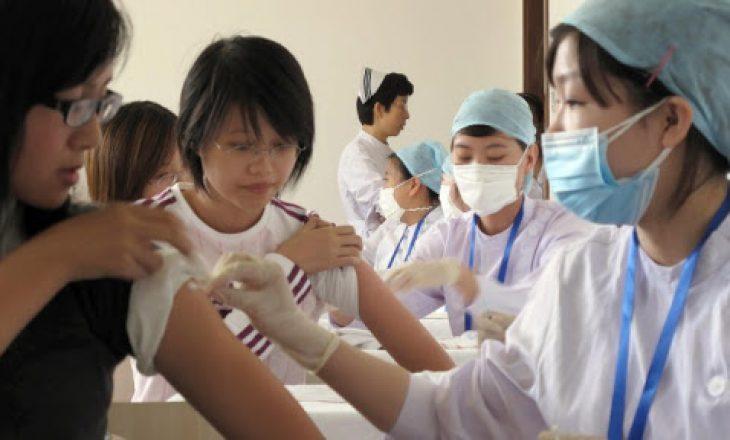 Preken fëmijët nga Norovirusi në Kinë
