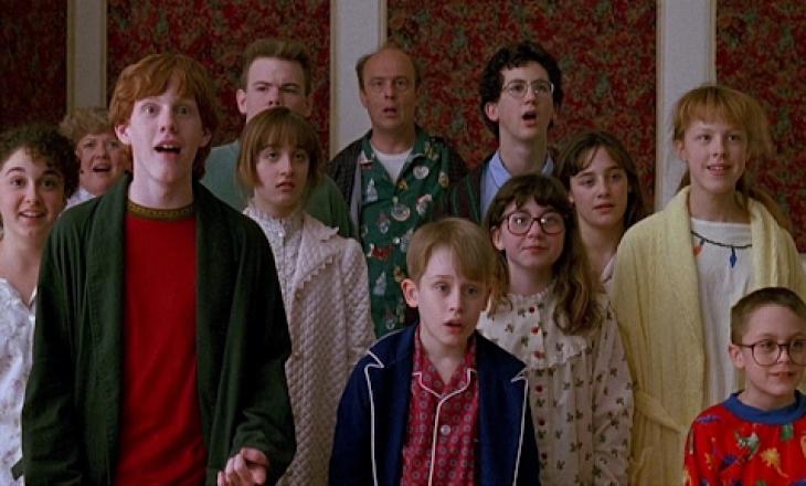 """Kanë kaluar 30 vjet: Si duken sot aktorët e filmit """"Home Alone""""?"""