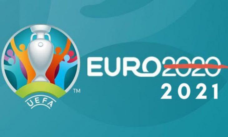 Këto janë grupet e Kampionatit Europian 2021