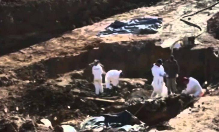 Të hënën pritet të fillojë hapja e varrezës masive në Rashkë