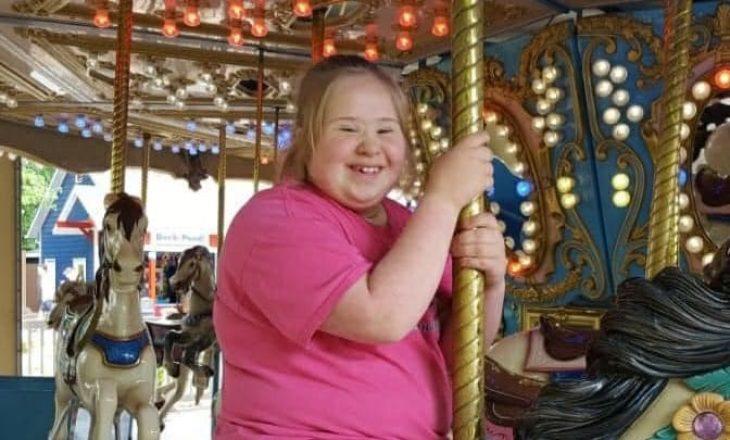 Tinejxherja me sindromën Down fitoi betejën me kancer por e humbi atë me Coronavirus