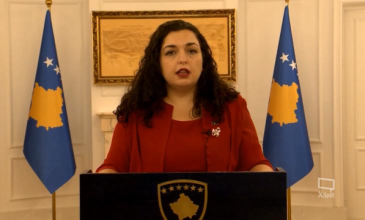 Osmani si ushtruese e detyrës së Presidentes: Veprimet e Speciales janë rrjedhojë e obligimeve që Kosova ka pranuar