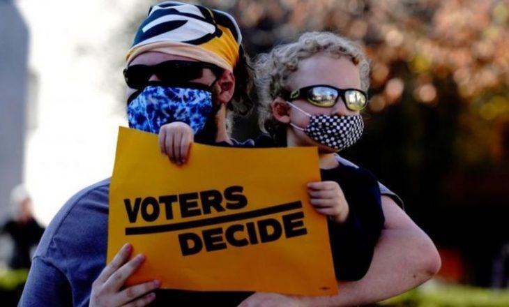 Komisioni zgjedhor në SHBA: Këto zgjedhje ishin më të sigurtat në historinë e Amerikës