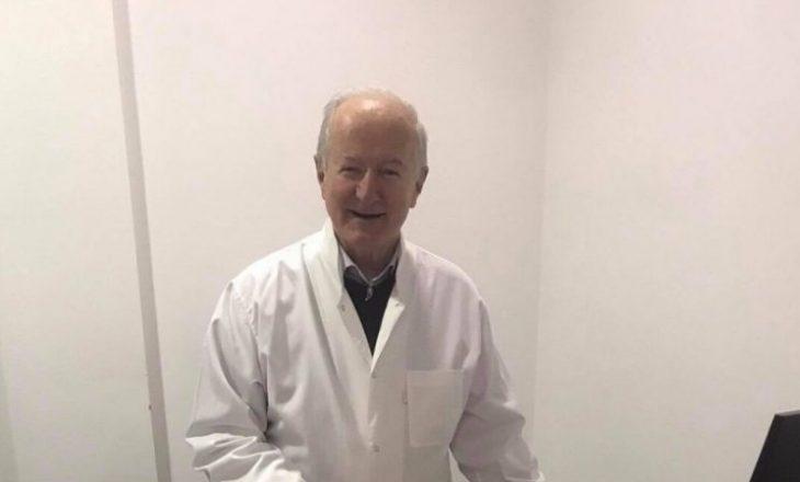 OMK: Mjeku Zenel Kabashi vdiq nga Coronavirusi