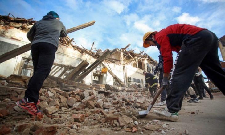 Nga tërmeti i fuqishëm, të paktën gjashtë persona humbin jetën në Kroaci