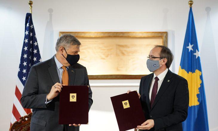 Qeveria: Kosova – e para në Ballkanin Perëndimor që nënshkruan Marrëveshjen për Nxitjen e Investimeve