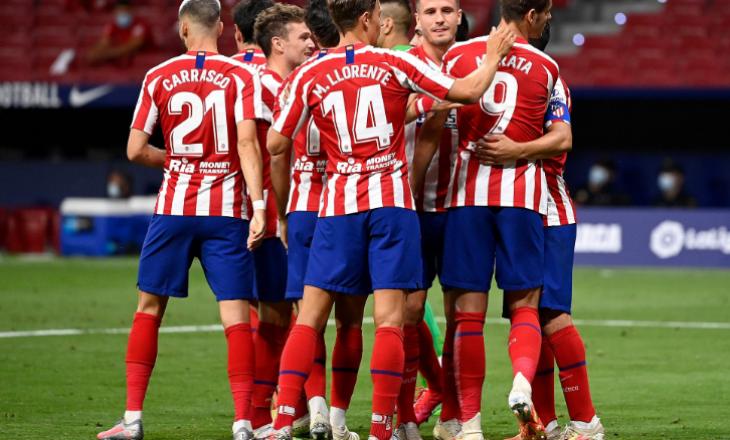 Atletico Madridi arrinë fitore të madhe në luftën për titull