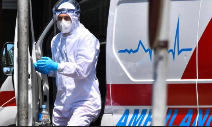 Maqedoni e Veriut, në qendrat COVID janë hospitalizuar gjithsej 1348 pacientë