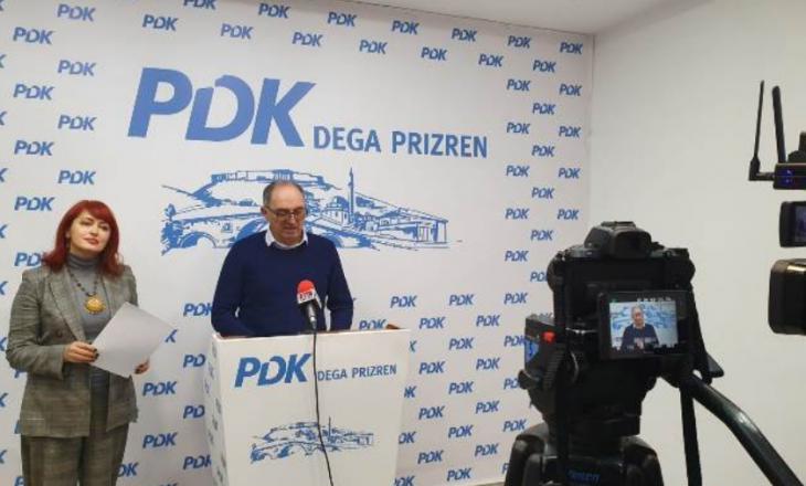 PDK në Prizren kërkon të rimodelohet statuja e Skenderbeut