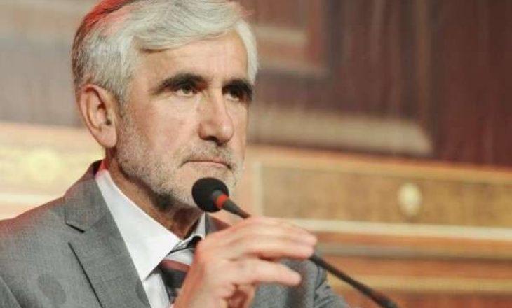 Konfirmohet aktakuza për sulm seksual ndaj ish-ministrit Numan Baliq