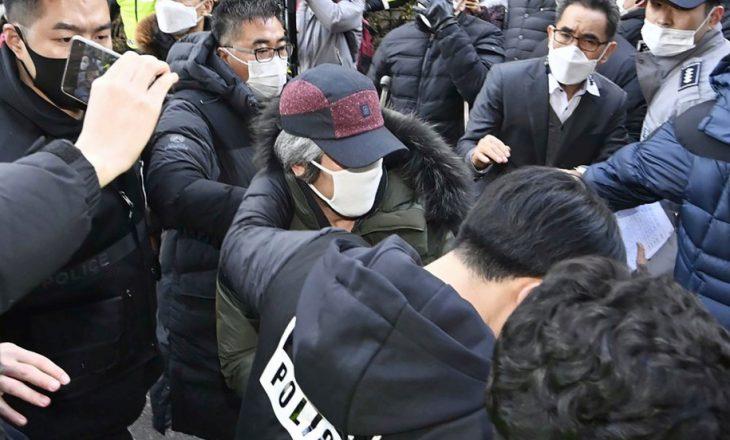 Protestuesit hedhin vezë ndërsa Koreja e Jugut liron përdhunuesin e një të miture
