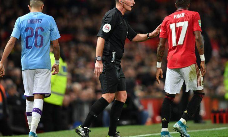 Derbi i Manchester-it nuk prodhon gola, mbyllet në barazim