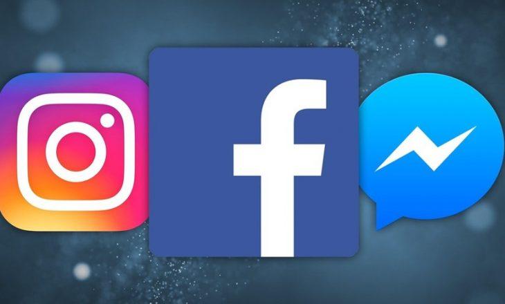 Për të gjithë përdoruesit që sot po hasin në probleme me Facebook, Messenger dhe Instagram