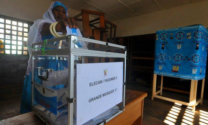 Kameruni zhvillon zgjedhjet e para rajonale mes bojkotit të opozitës