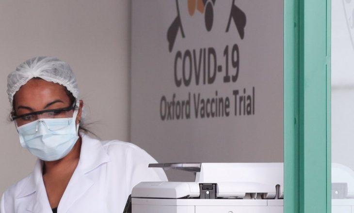 Vaksina Oxford / AstraZeneca COVID 70% efektive