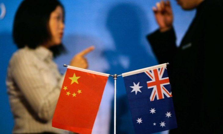 Tensione Kinë – Australi