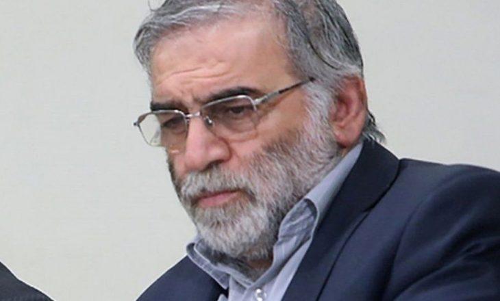 Iran: Arrestohen disa të dyshuar për vrasjen e shkencëtarit Mohsen Fakhrizadeh
