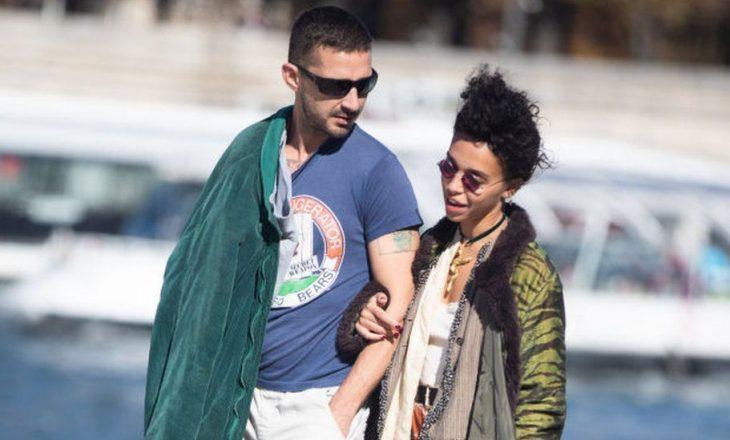 FKA twigs padit ish të dashurin e saj Shia LaBeouf për abuzim