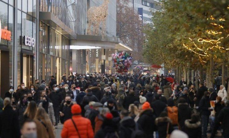 Gjermania hyn në bllokim gjatë Krishtlindjeve