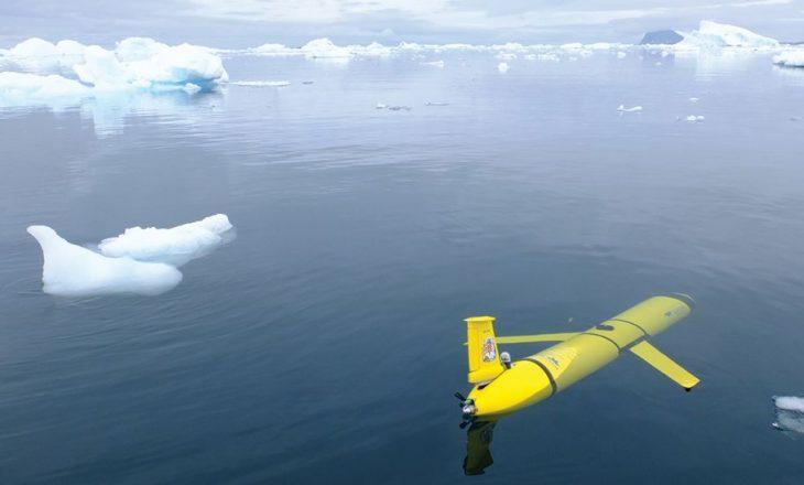 Një ekip shkencëtarësh dërgohen për të hulumtuar një ajsberg gjigand