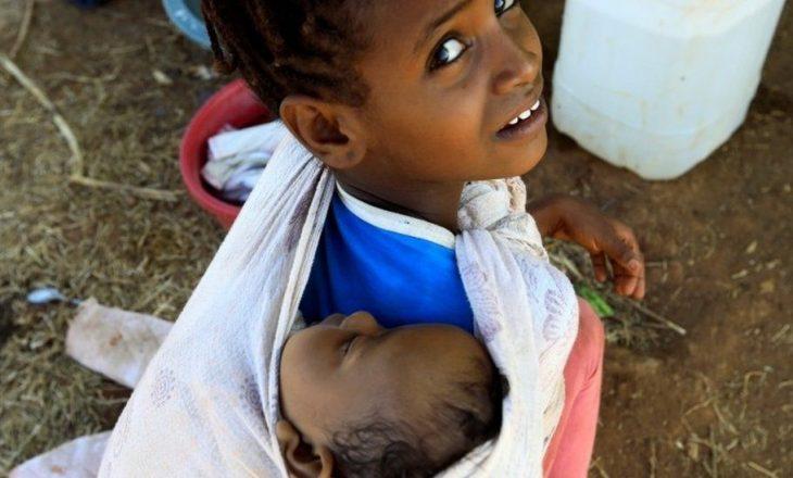 Etiopi: 2.3 milionë femijë mbesin pa ndihma humanitare