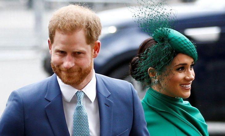 Princ Harry dhe Meghan nënshkruajnë marrëveshjen me Spotify