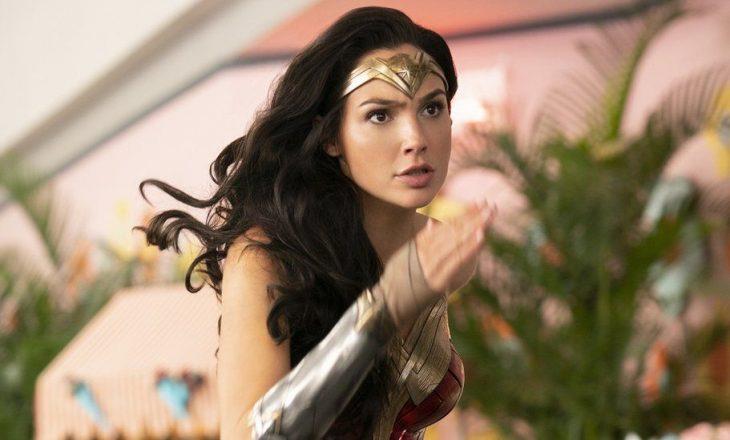"""""""Wonder Woman"""" është filmi i dytë premiera e të cilit nuk është shtyrë që prej fillimit të pandemisë"""