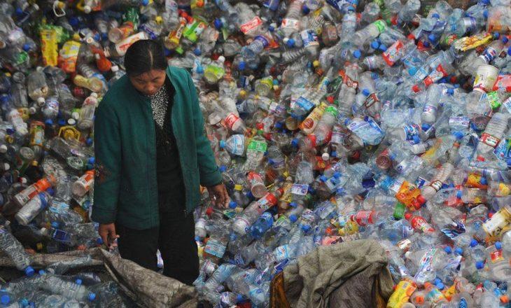 Prodhimi i plastikës së biodegradueshme në Kinë po dështon të zgjidhë problemin e ndotjes