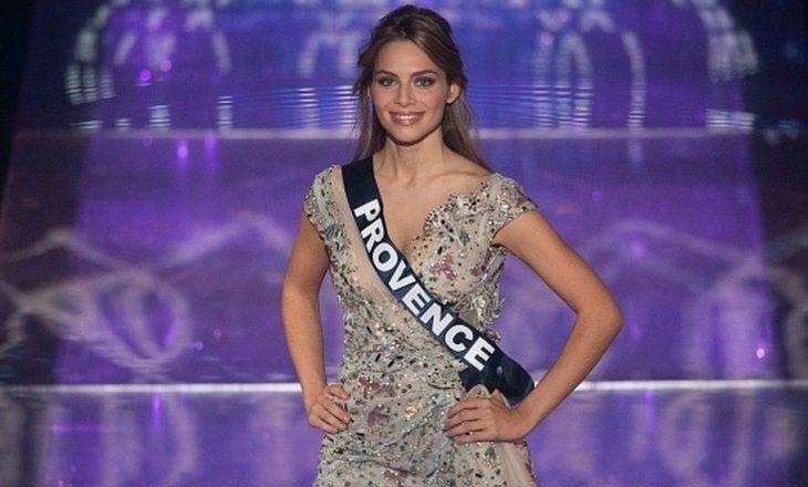 Një nga fitueset e Miss France përballet ne sulme antisemitike