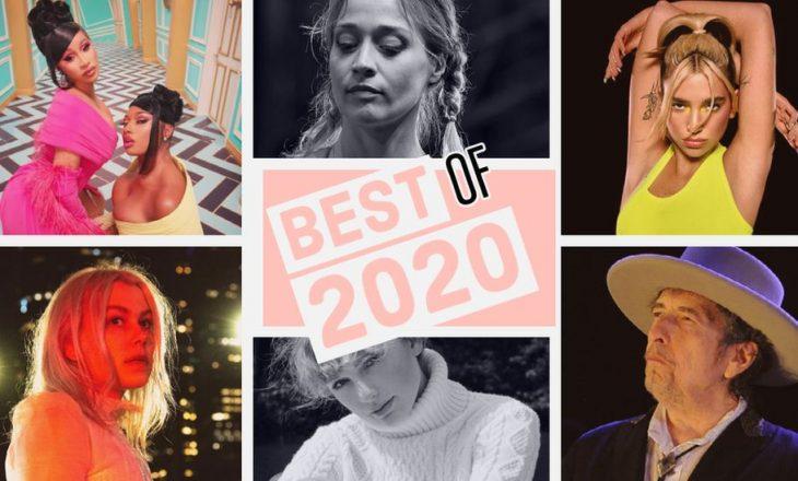 Albumet dhe këngët më të mira për 2020