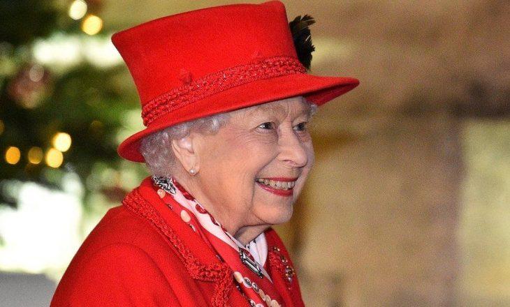 Mbretëresha Elizabeta do të kalojë Krishtlindjet larg nga pjesa tjetër e familjes