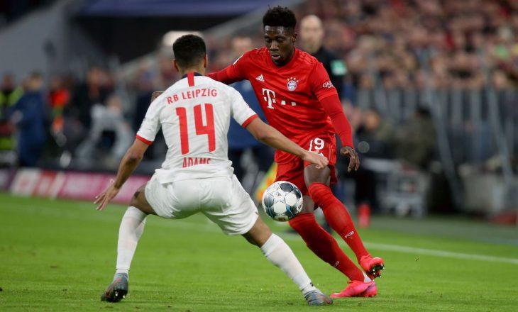 Bayern Munchen dhe Leipzig ndajnë pikët