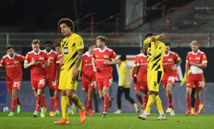 Dortmund pëson humbje nga Union Berlin
