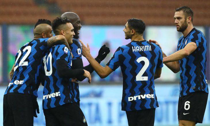 Inter mposht Veronën, merr primatin e liderit në Serie A