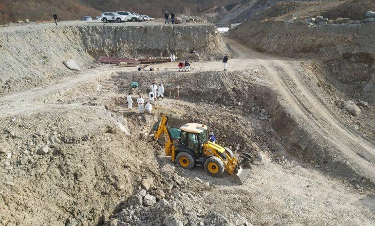 Vazhdojnë edhe sot gërmimet në Kizhevak të Serbisë