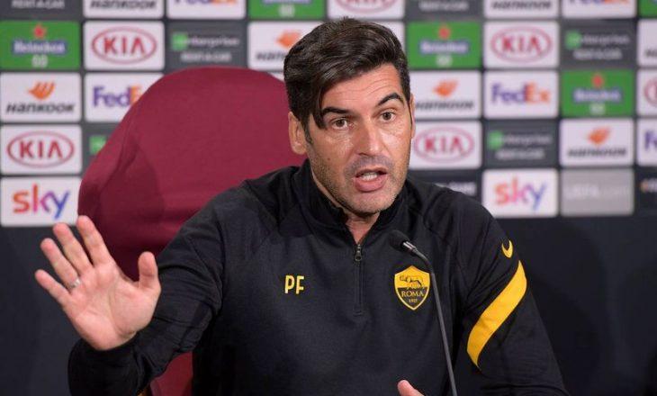 Fonseca para ndeshje së Europa Ligë: Duhet të luajmë për të fituar