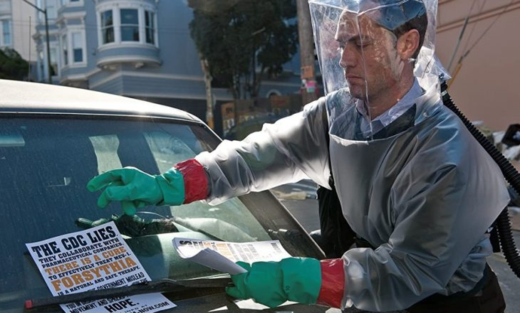 Steven Soderbergh po punon në një vazhdim filozofik të filmit Contagion