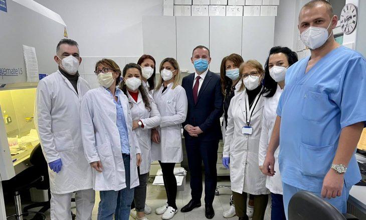 Zemaj: Testet për Coronavirus të kryera në IKSHPK janë cilësore dhe të besueshme