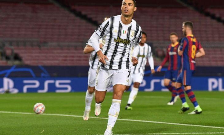 """Juventus mposht në """"Cam Nou"""" Barcelonën, 'ia vjedhë' pozitën e parë në grup"""