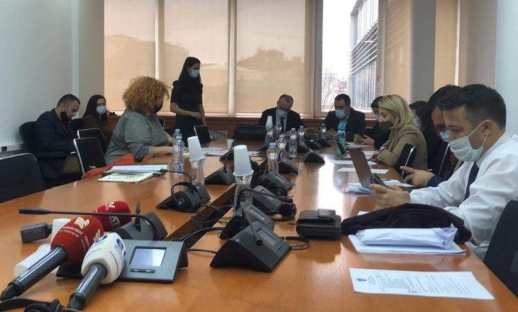 Mbledhja e Komisionit për menaxhimin e pandemisë – pa prezencë të medieve