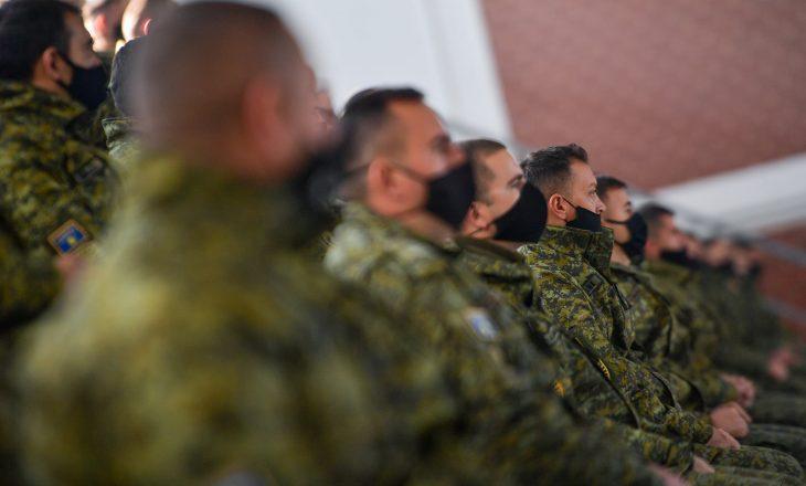Hoti në përvjetorin e ushtrisë: FSK-ja në NATO është synimi ynë