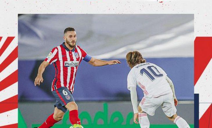 Atletico shijon humbjen e parë në ligë, Real Madrid ia shkakton