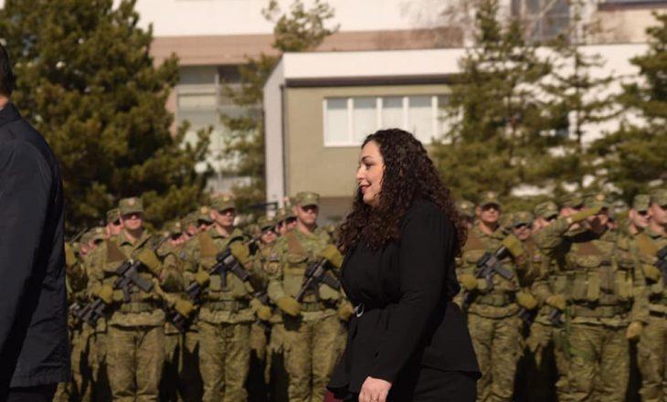 Osmani: Votimi për transformimin e FSK-së në ushtri, shënohet në historinë e re të vendit