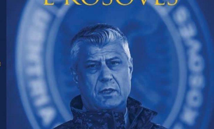Fevziu për librin 'Lufta e Kosovës dhe Hashim Thaçi': Nuk është rrëfim për një person por është rrëfim për një epokë