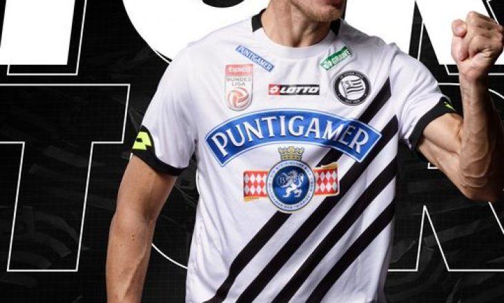 Bekim Balaj shënon përsëri për Sturm Graz
