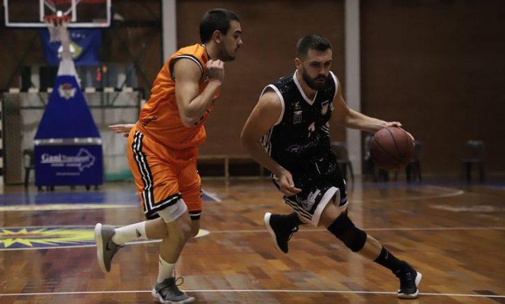 Basketboll: Ponte Prizreni mposht Golden Eagle Ylli-n në Suharekë