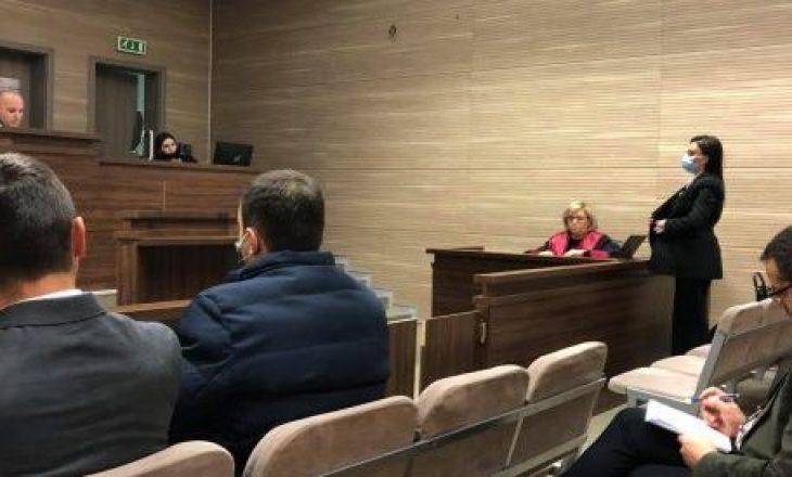 Meliza Haradinaj deklarohet e pafajshme para gjykatës