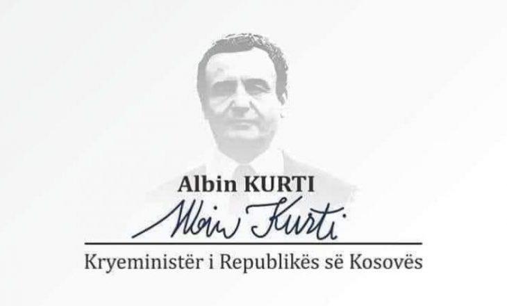 """Vetëvendosje fillon fushatën në rrjetet sociale """"Albin Kurti, kryeministër i Kosovës"""""""