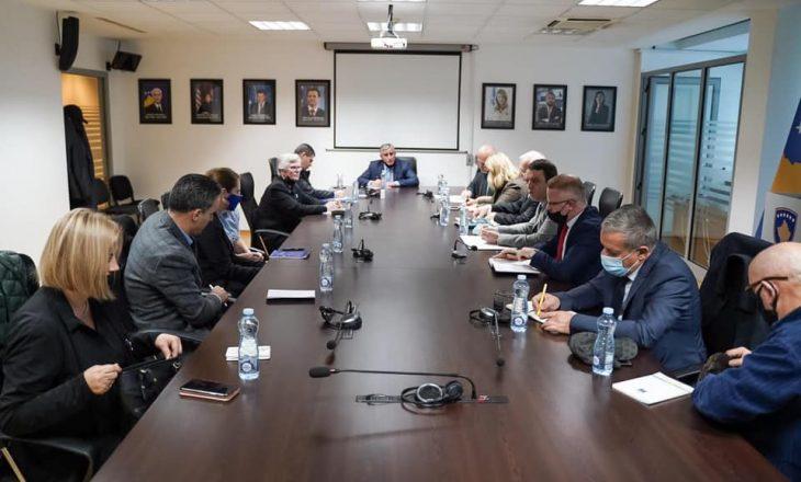 Themelimi i Institutit për Krimet e Luftës: Mbahet takim i parë i Grupit Punues