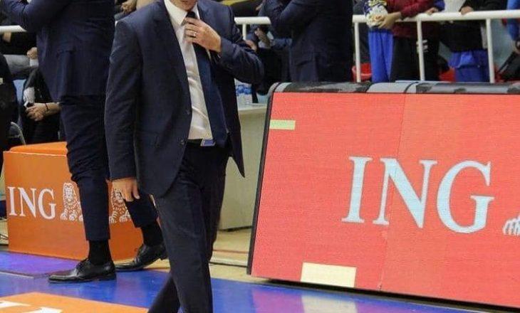 Basketboll: Trepça emëron trajner turkun Serhat Sehit